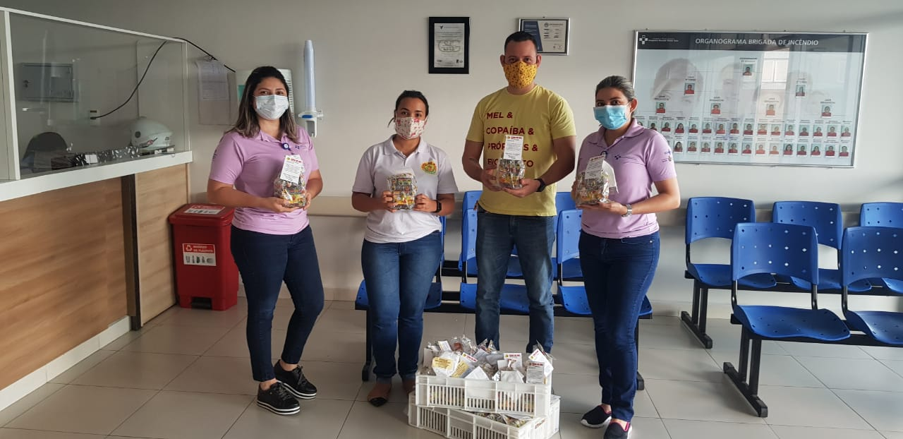 Governo do Amazonas recebe mais de 3 mil equipamentos de proteção doados pela iniciativa privada