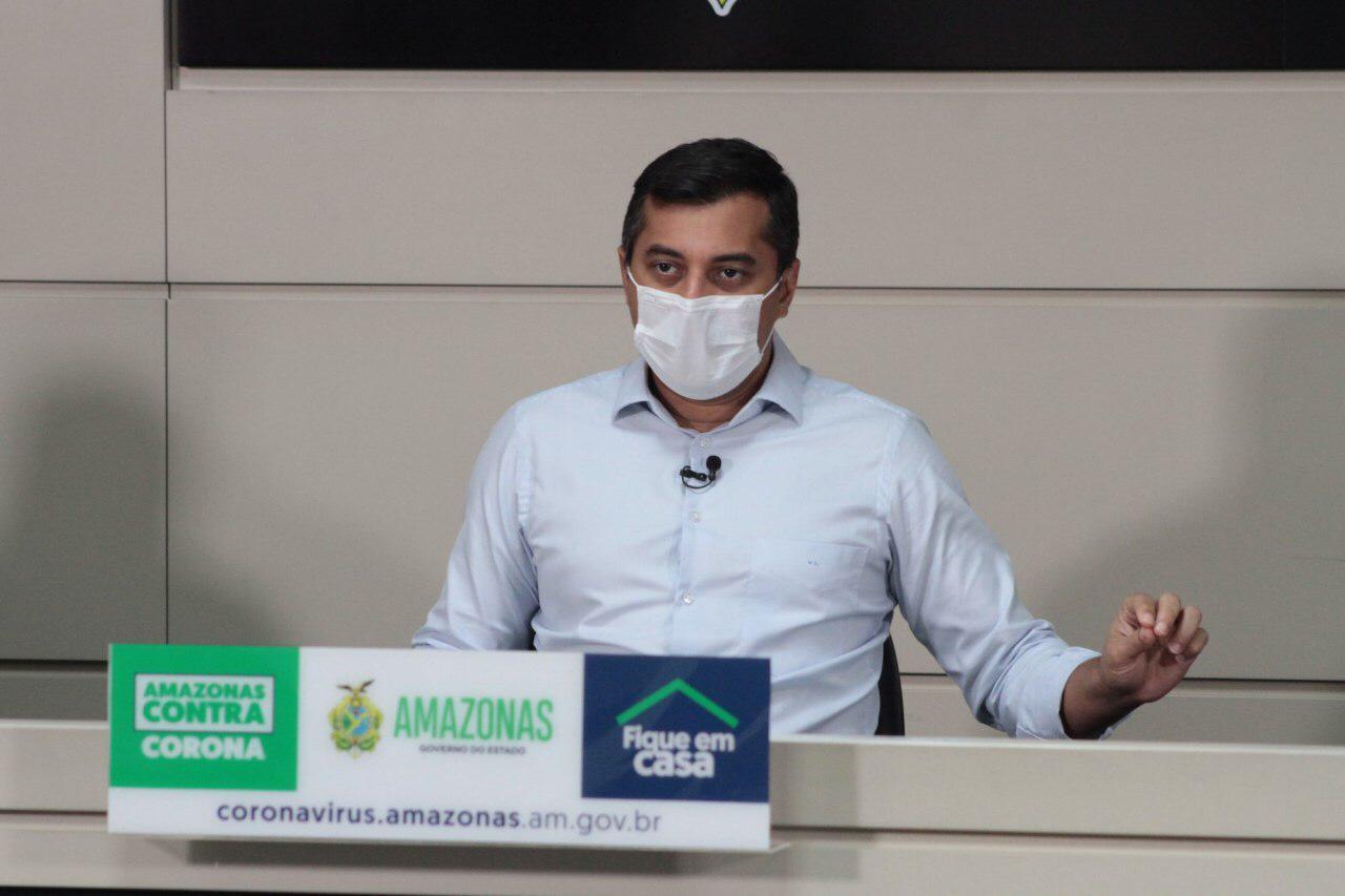 Wilson Lima destaca articulação com Governo Federal para hospital dedicado a indígenas
