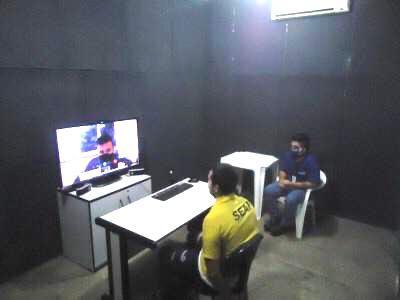 Seap retoma audiências em unidades prisionais por videoconferência