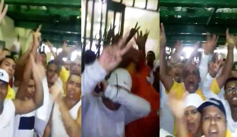REBELIÃO POR CAUSA DO COVID-19 Detentos fazem motim e exigem presença do juiz Carlos Valois na Unidade Prisional do Puraquequara