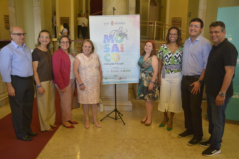 Prefeitura realizará edição on-line do Mosaico Cultural da Educação