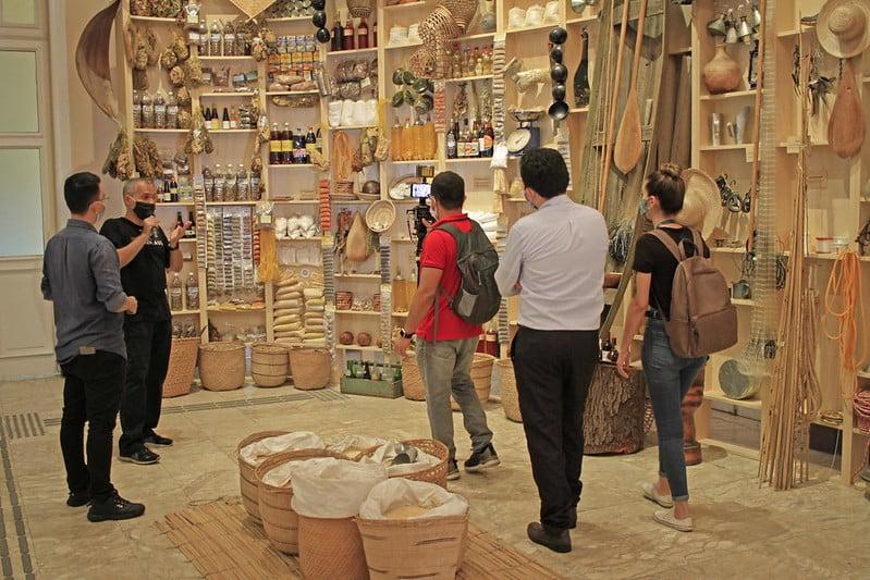 Prefeitura promove 'passeio virtual' pelo Museu da Cidade