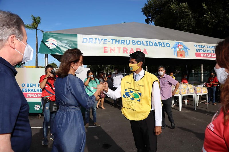 Prefeitura recebe mais de cinco mil máscaras doadas pela Igreja de Jesus Cristo dos Santos dos Últimos Dias
