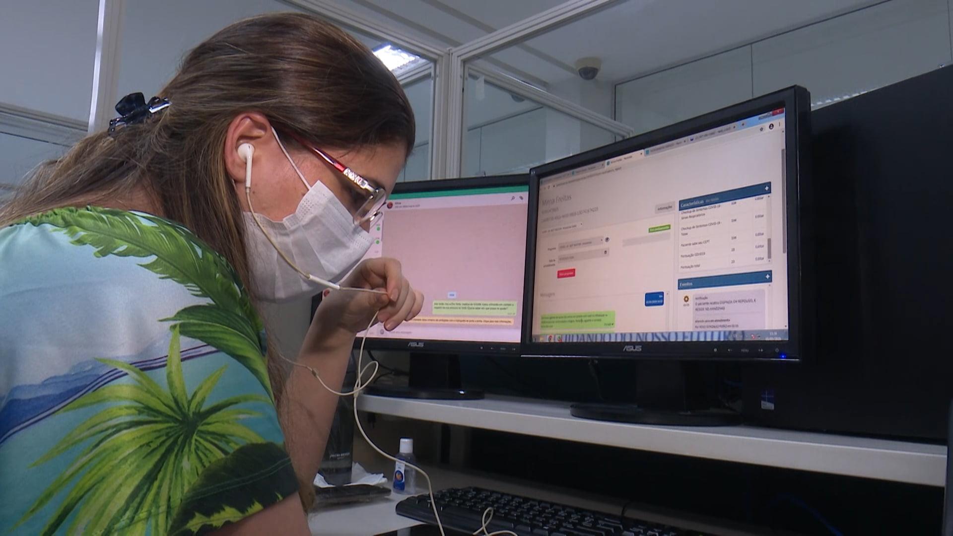 Aplicativo Sasi encerra teleconsultas com retorno dos médicos aos atendimentos presenciais