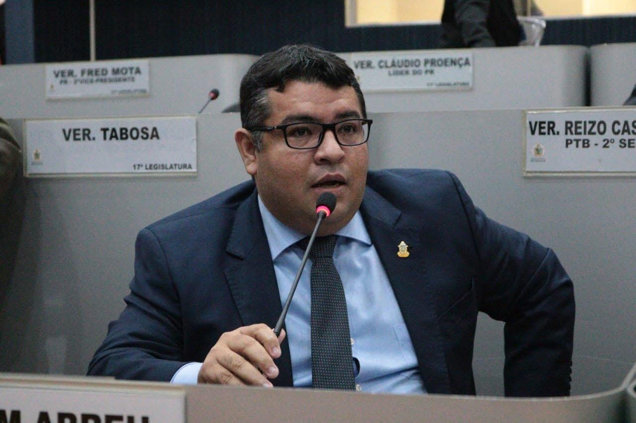 William Abreu é o novo titular da Secretaria de Justiça, Direitos Humanos e Cidadania (Sejusc)