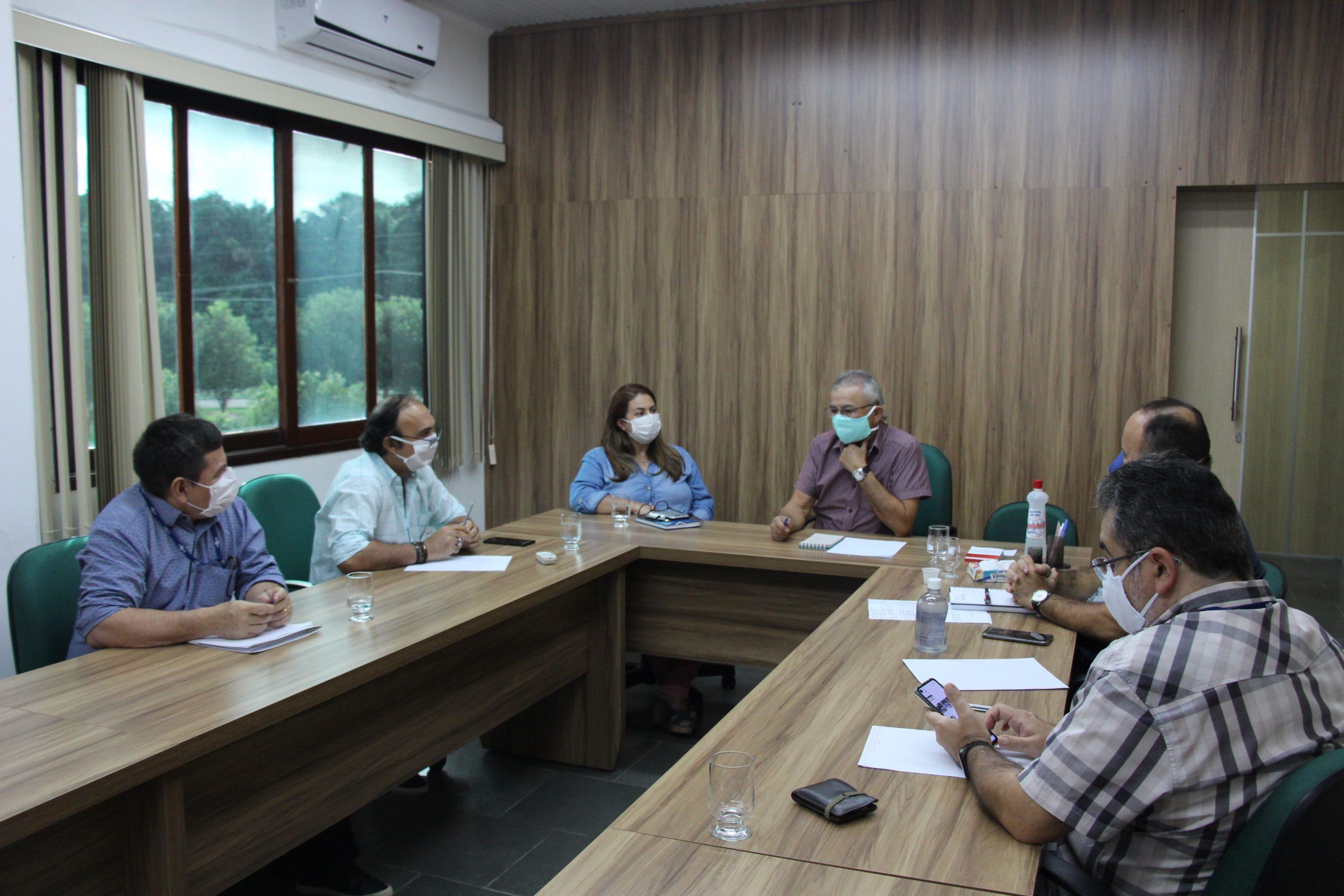 Idam firma compromisso com a Embrapa Amazônia Ocidental