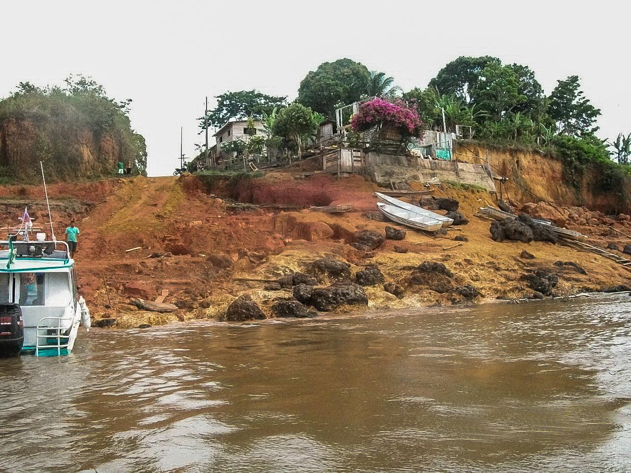 Governo do Amazonas construirá porto na comunidade do Itaubal, em Itacoatiara