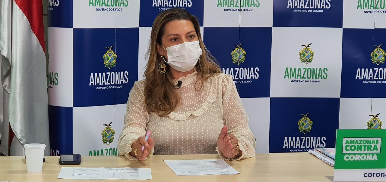 Boletim Epidemiológico de Covid-19 aponta mais 1.423 casos diagnosticados no Amazonas
