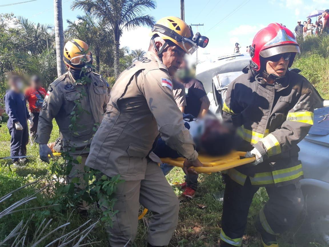 CORPO DE BOMBEIROS atende 13 ocorrências durante o final de semana