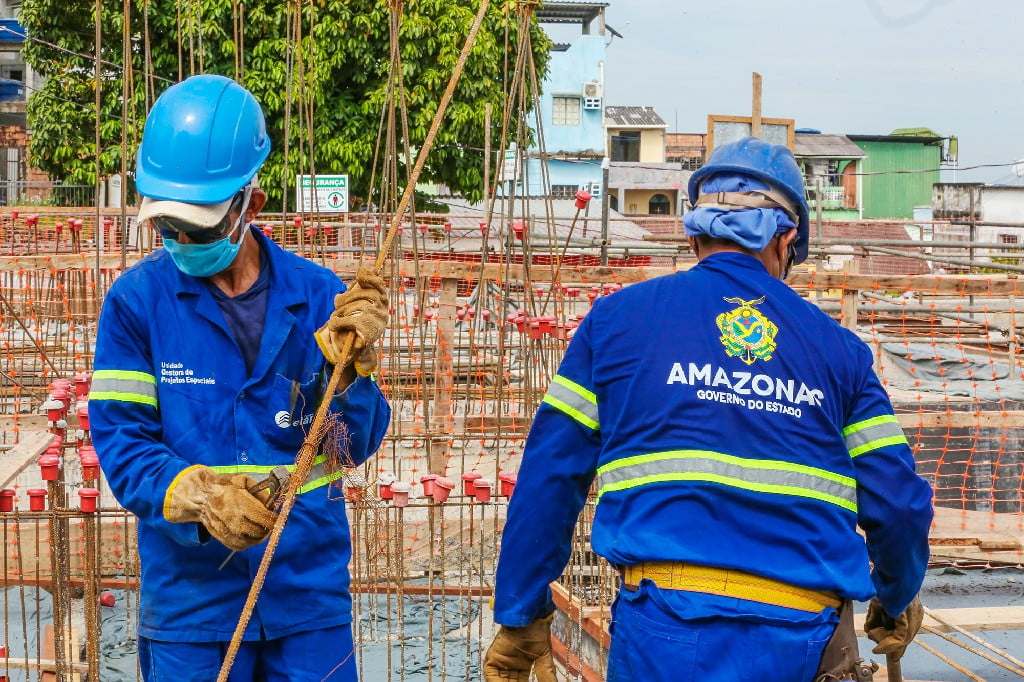 UGPE estima a geração de novos postos de trabalho nas obras do Prosamim, neste segundo semestre