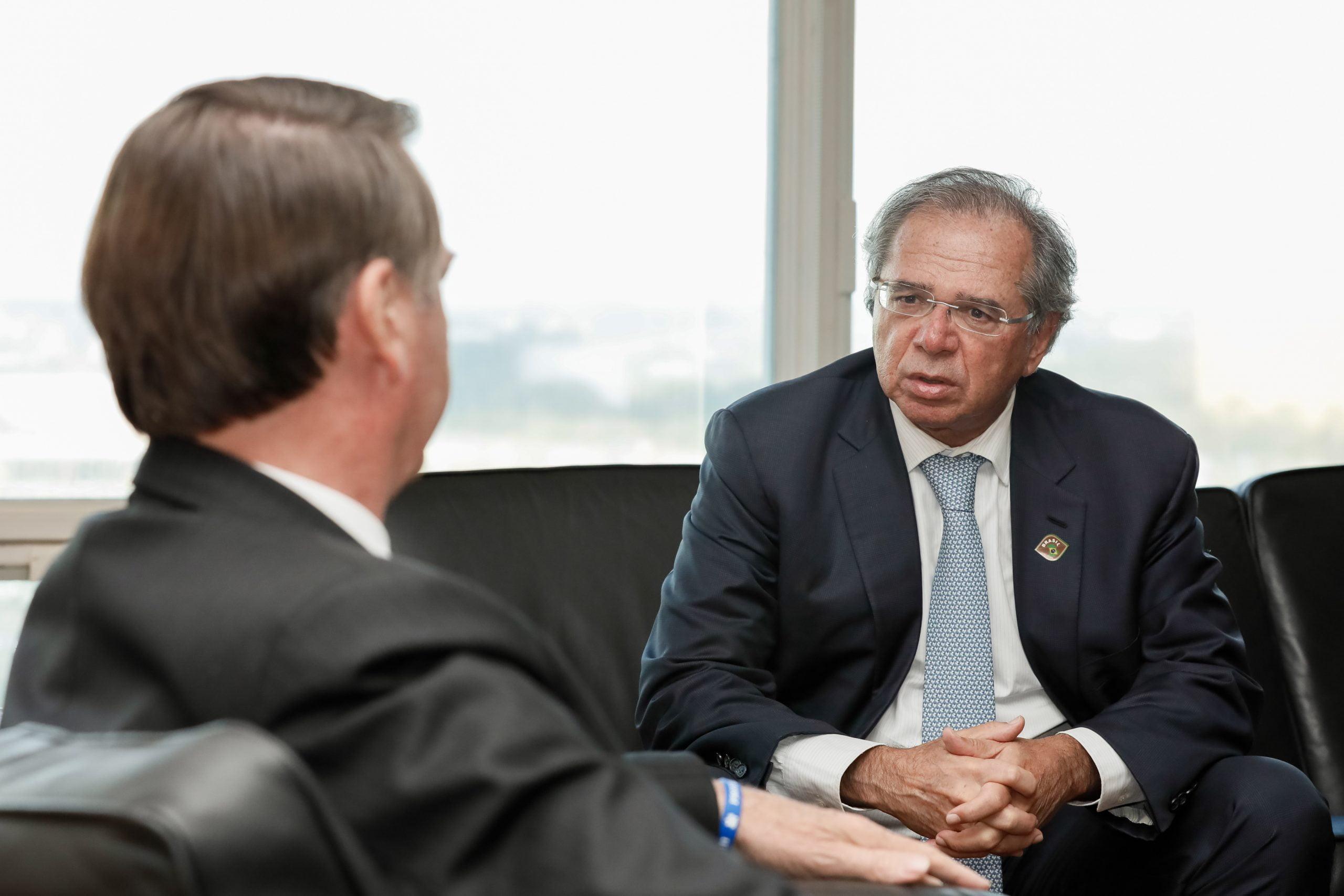 Paulo Guedes nega debandada de sua equipe do Governo