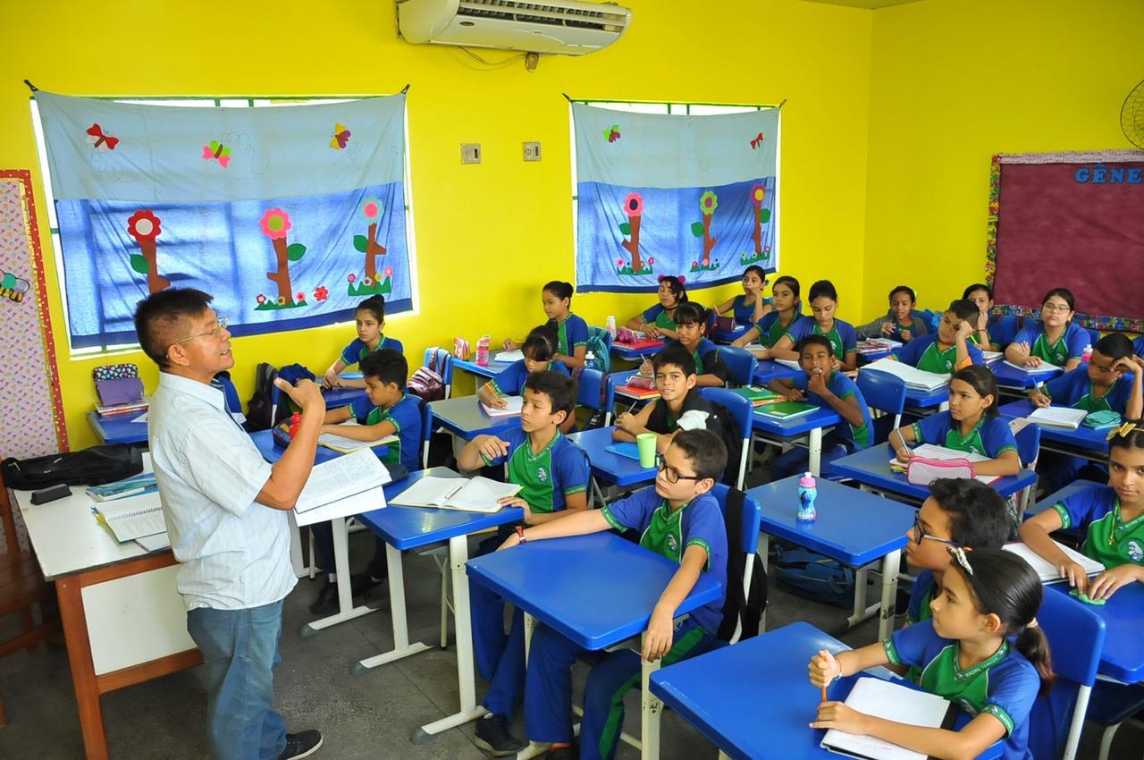 Mais de 70% dos professores aprovam aulas remotas do Governo do Amazonas durante a pandemia