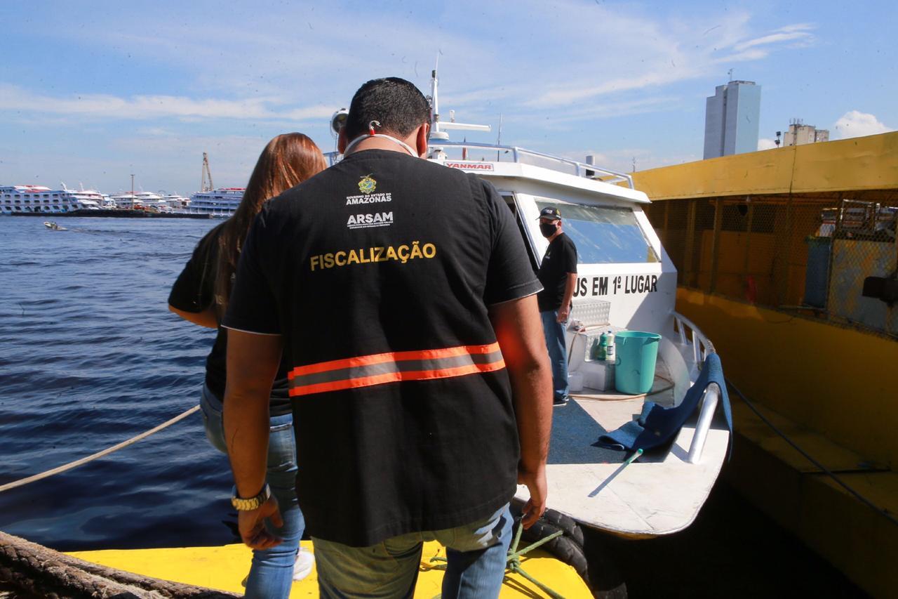 Arsepam orienta para volta do transporte fluvial entre municípios