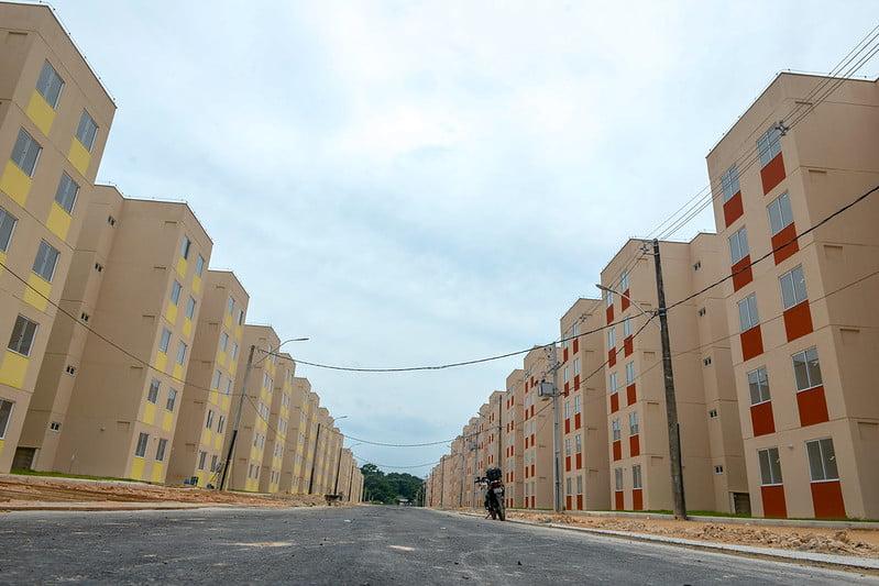 HABITAÇÃO Prefeitura retoma seleção para beneficiários da etapa do Residencial Manauara B