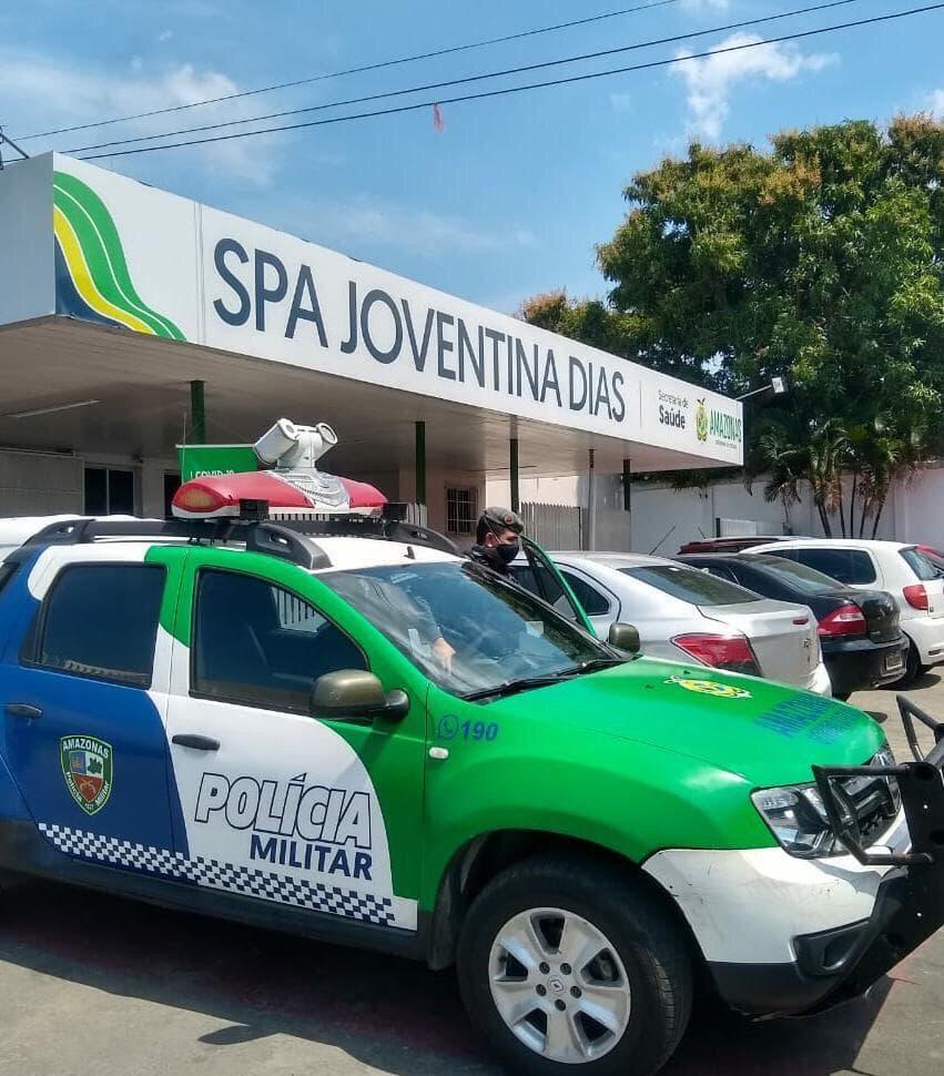 POLÍCIA MILITAR reforça policiamento ostensivo de segurança nas três etapas da Compensa