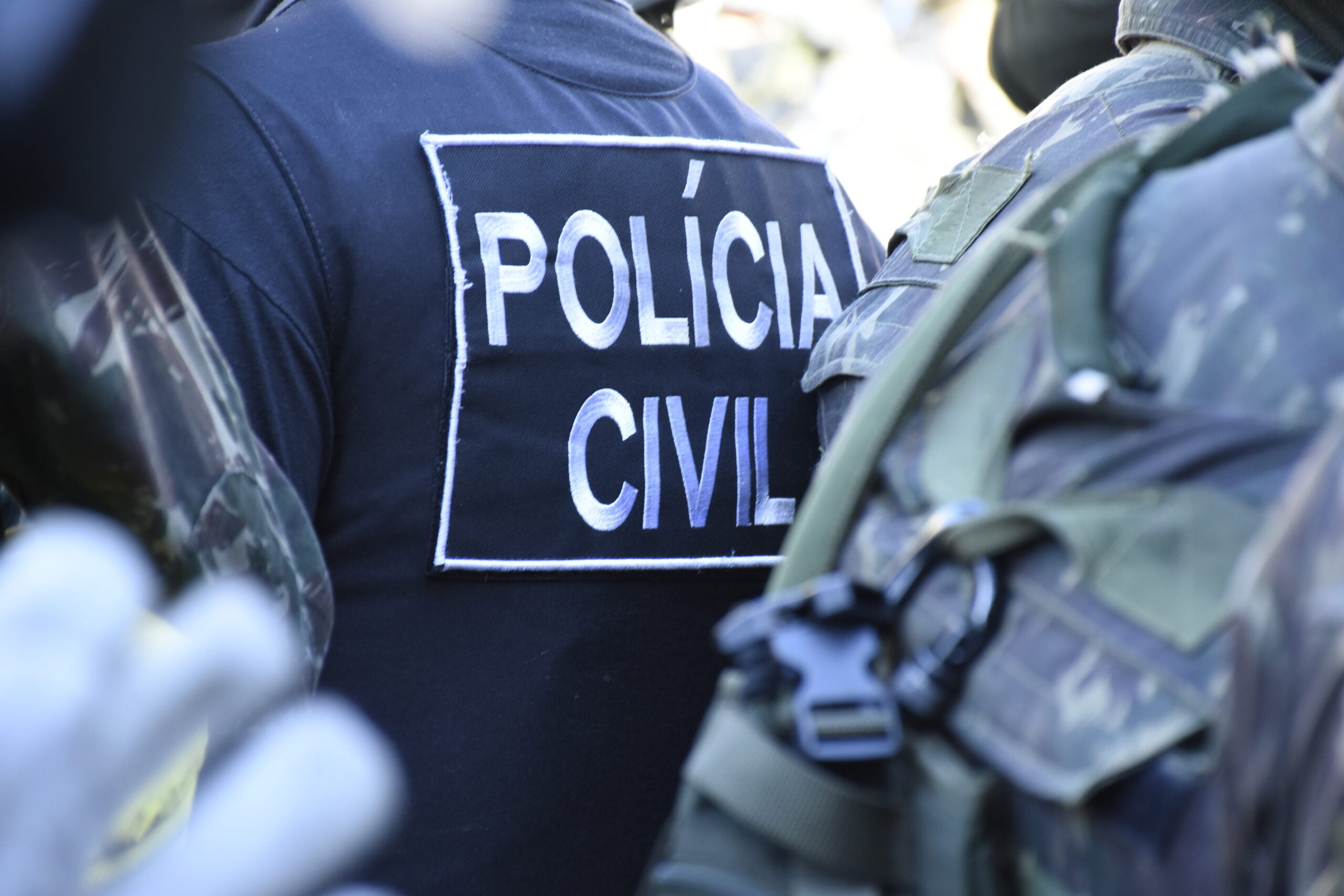 POLÍCIA Civil cumpre mandado de prisão preventiva pelo crime de tráfico de drogas no bairro Centro