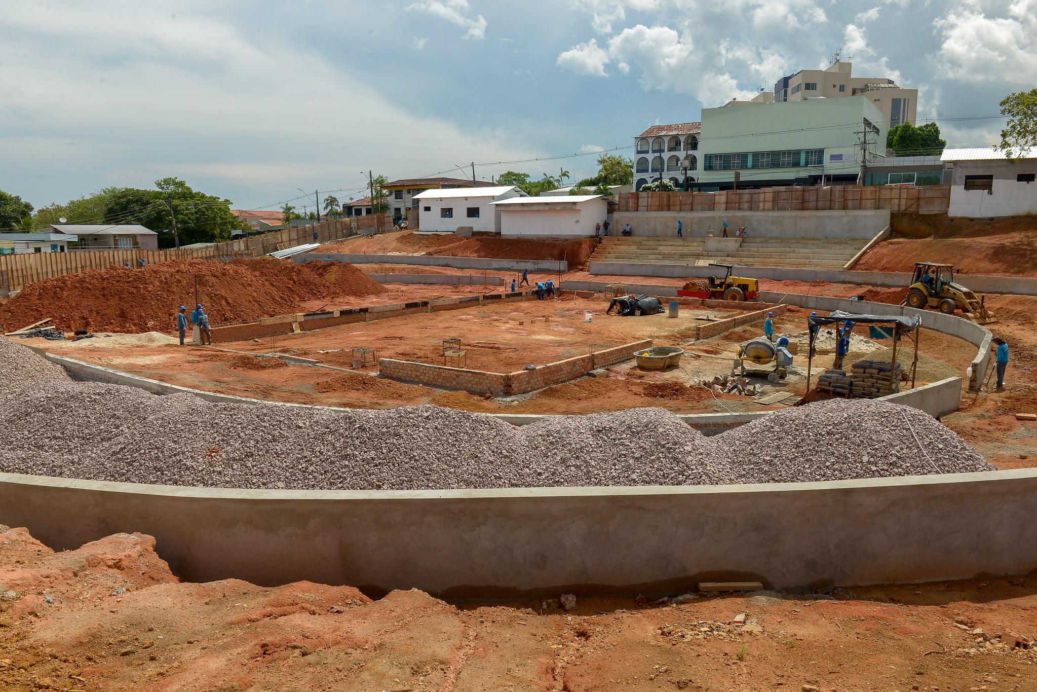 INCENTIVO AO ESPORTE – Novo velódromo resgata história do ciclismo em Manaus e poderá receber competições nacionais