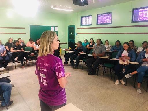 'Agosto Lilás' reúne atividades de conscientização sobre violência contra a mulher