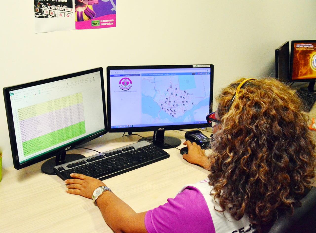 Em dois anos, aplicativo 'ALERTA MULHER' cadastrou 510 mulheres iminentes à violência doméstica