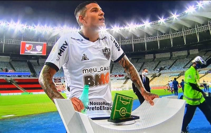1 A 0 – Flamengo perde para o Atlético Mineiro e pesadelo dos torcedores retorna com força total