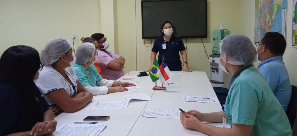TREINAMENTO de Técnicas de Controle e Manejo da Ansiedade é realizado na UPA Campos Sales