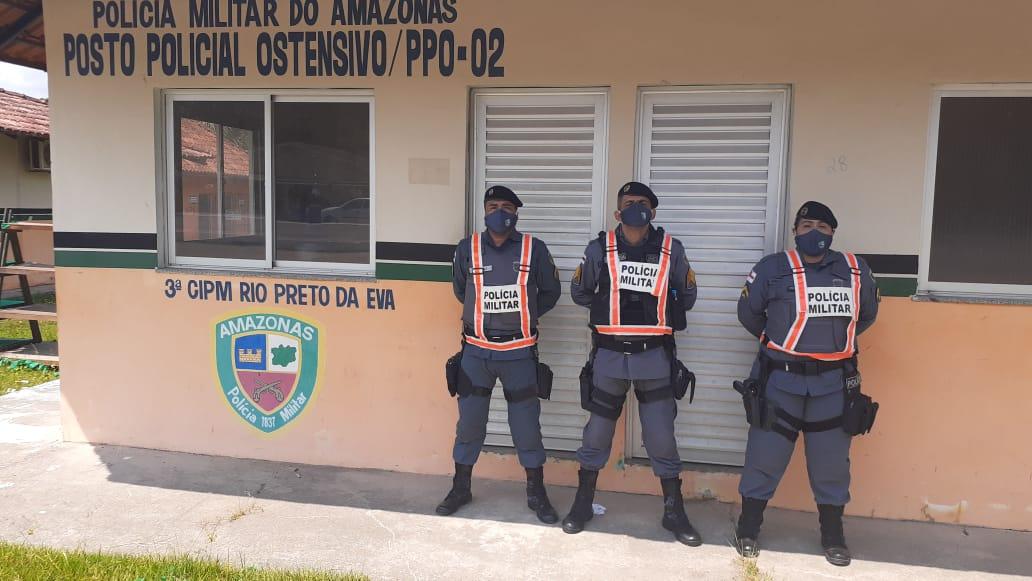 Polícia Militar prende NOVE PESSOAS em seis municípios do Amazonas