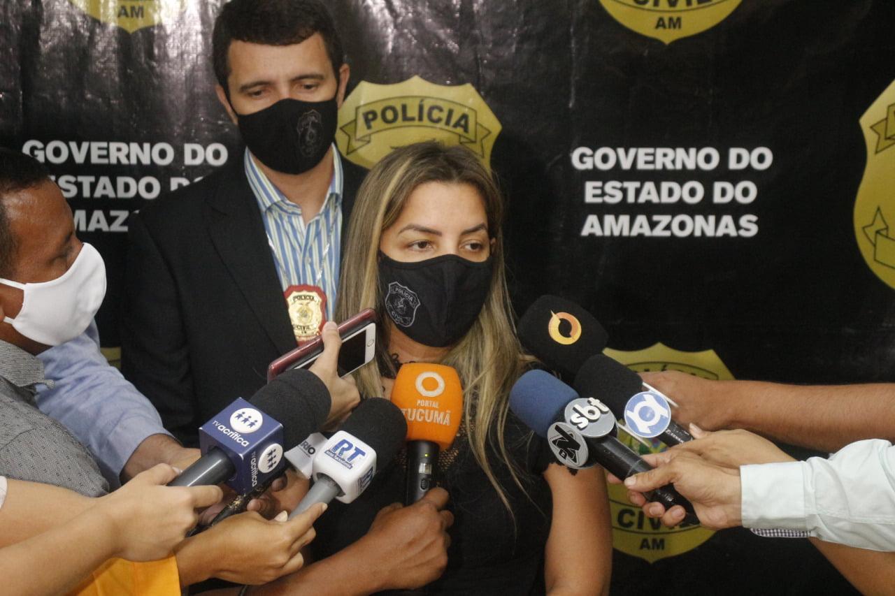 POLÍCIA Civil deflagra operação e cumpre 15 mandados de busca e apreensão envolvendo adolescentes em Manaus
