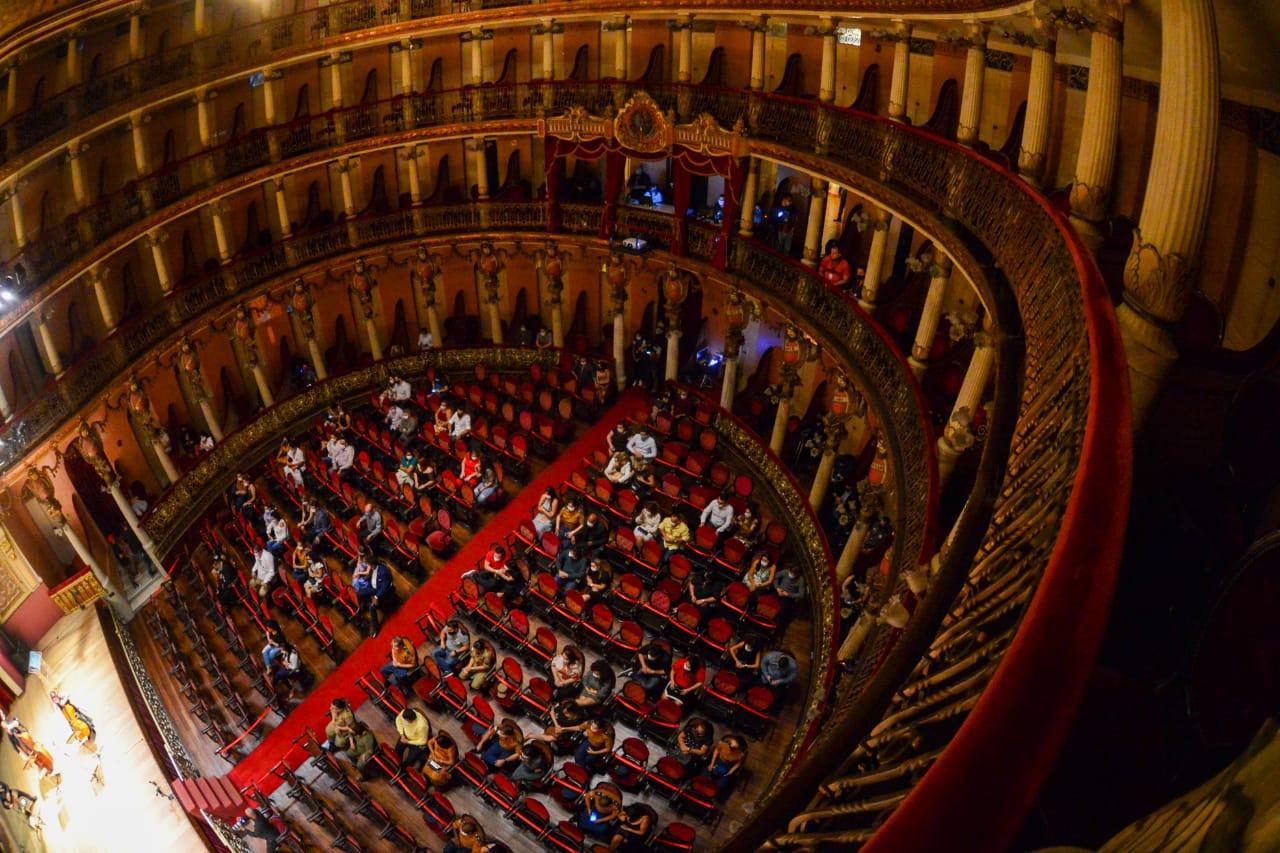 Amazonas FILARMÔNICA  apresenta 'Mendelssohn & Gounod' no Teatro Amazonas
