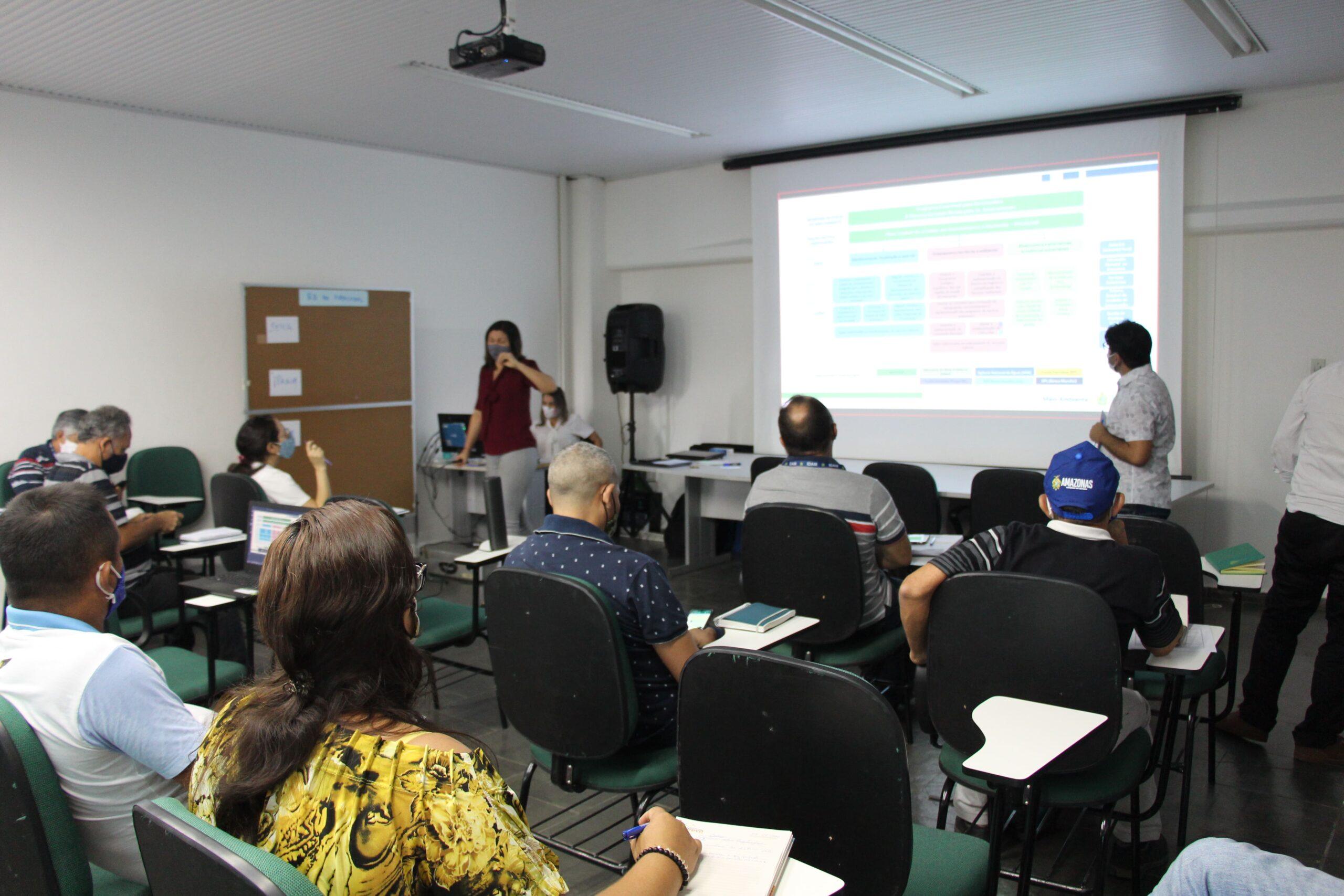 Idam, Ipaam e Sema reúnem-se em oficina sobre regularização ambiental