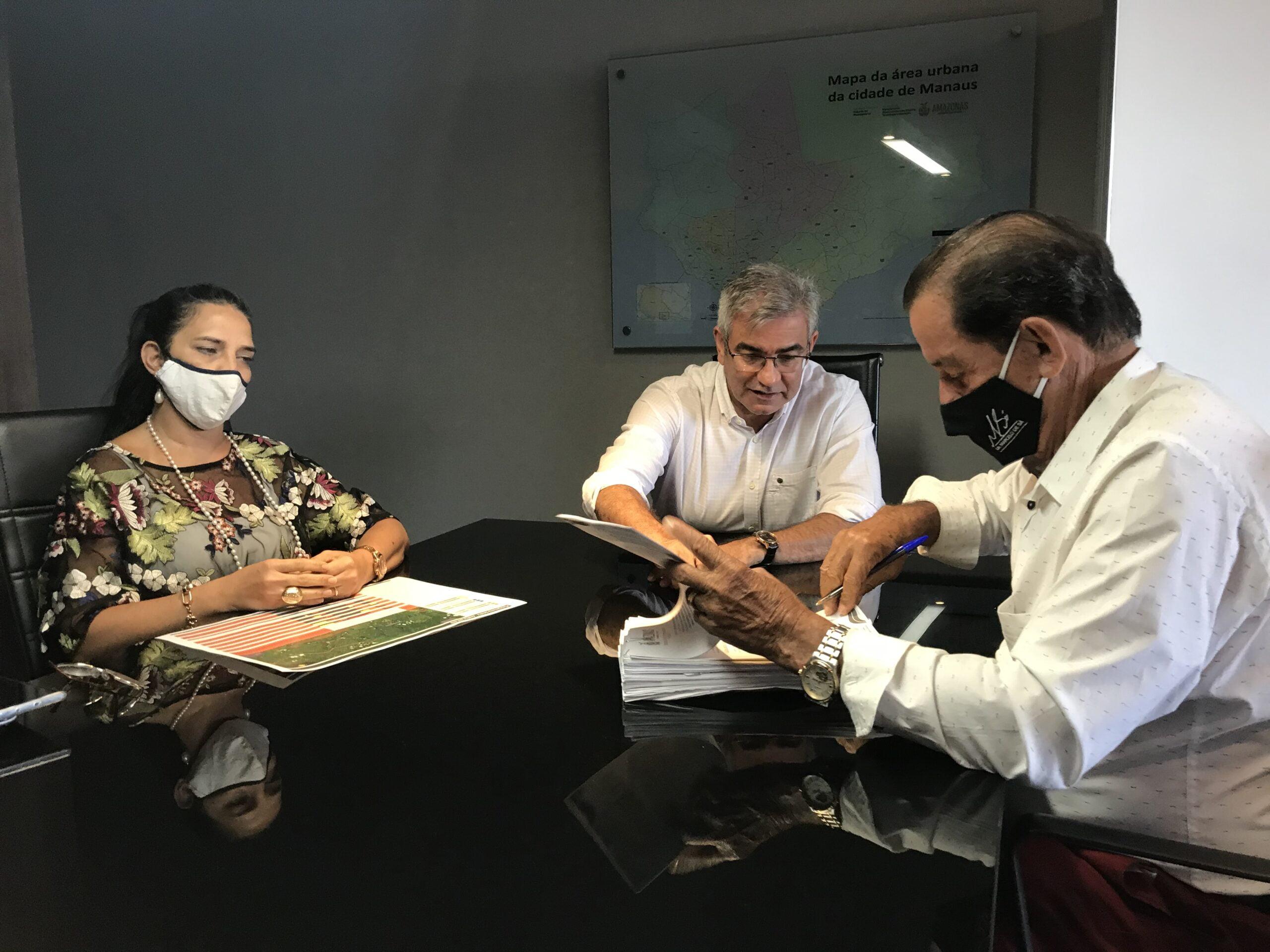 Governo do Amazonas assina convênio com Prefeitura de Tabatinga para viabilizar investimento em obras de infraestrutura, no município