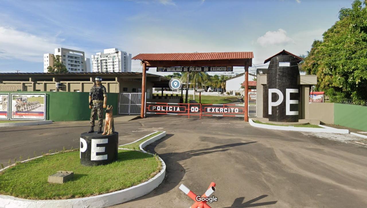 Soldado MORRE com tiro de fuzil dentro de batalhão do Exército em Manaus