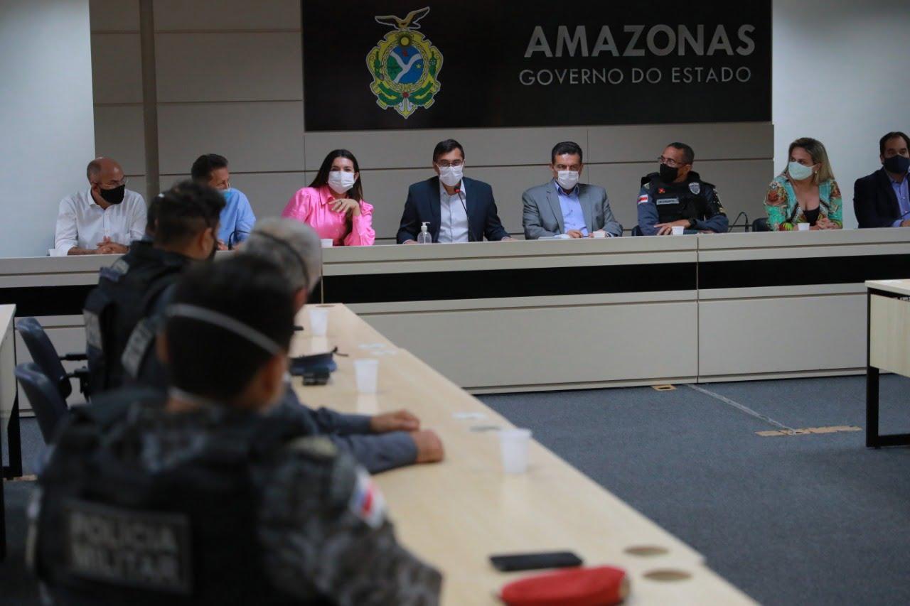 WILSON Lima convoca 323 aprovados em concurso da Polícia Militar