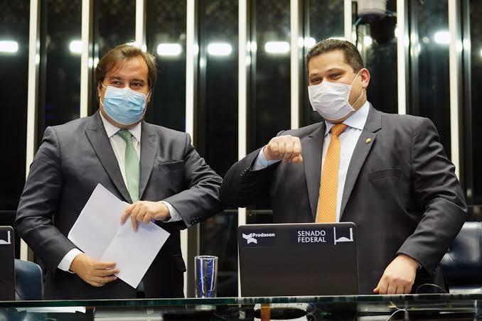 STF julgará possibilidade de reeleição de Maia e Alcolumbre