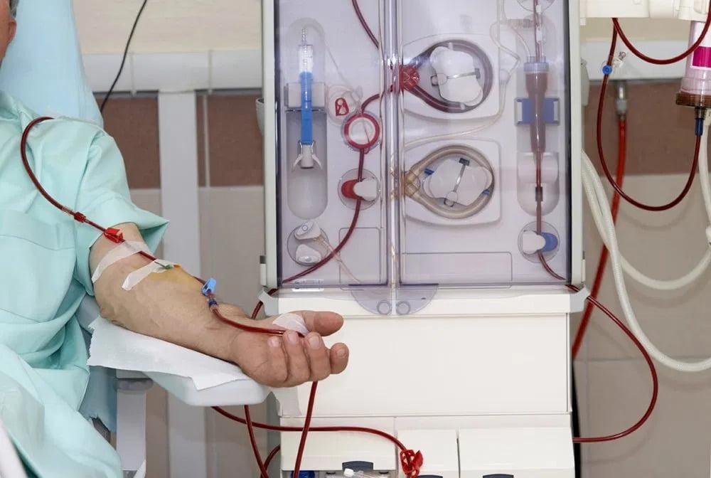 FIM da fila de espera de hemodiálise