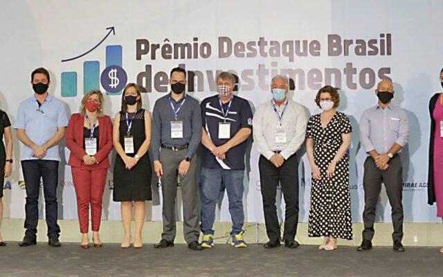 Manaus conquista 1º lugar no Prêmio Destaque Brasil de Investimentos