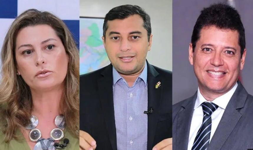 """Wilson Lima e secretários serão convocados pela """"CPI da Pandemia do Senado"""""""