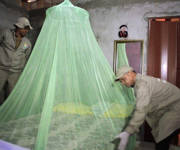 Casos de malária reduzem 21,8% em Manaus