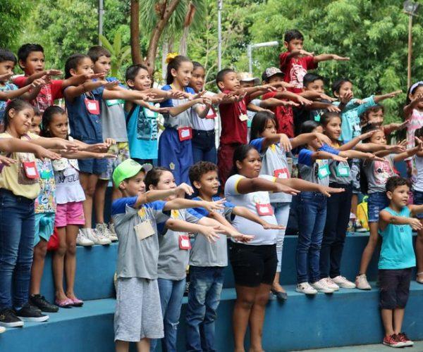Atividades do Parque da Criança retornam nesta quinta com programação de férias