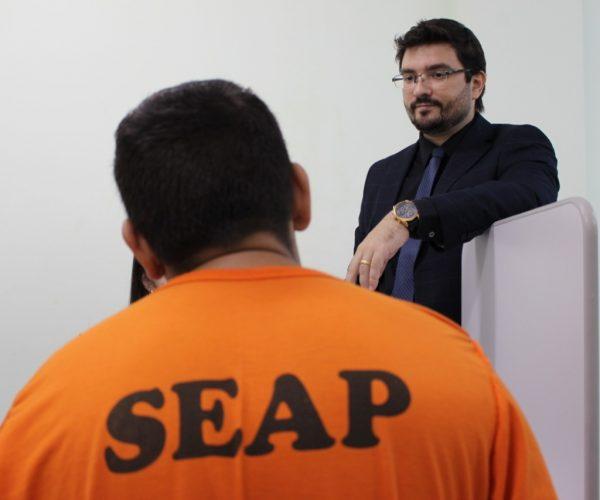 Defensoria cumpre recomendação do TCE e analisa mais de 17,8 mil processos de presos no AM