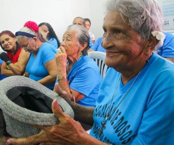 Governo realiza mais de 2 mil atendimentos aos idosos no estado