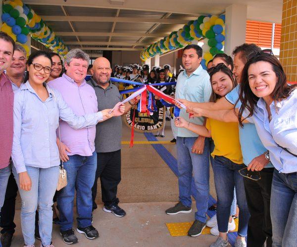Com investimento de R$ 67 milhões, Governo do Amazonas inaugurou três escolas de Tempo de Integral no interior em 2019