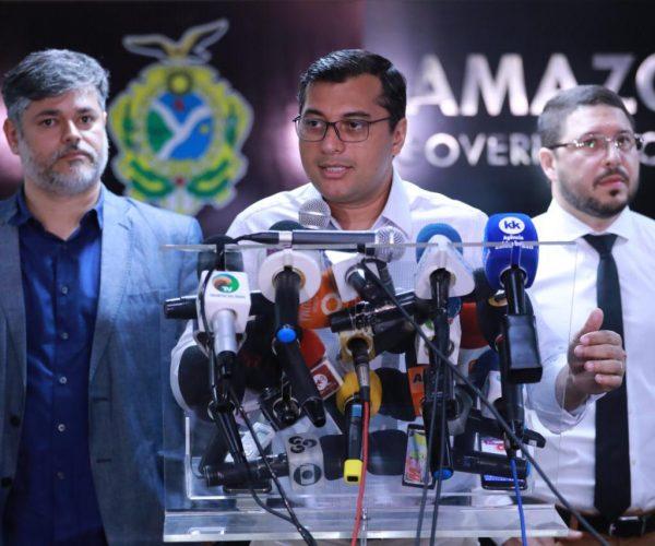 Governador Wilson Lima anuncia início da contratação direta de técnicos de enfermagem