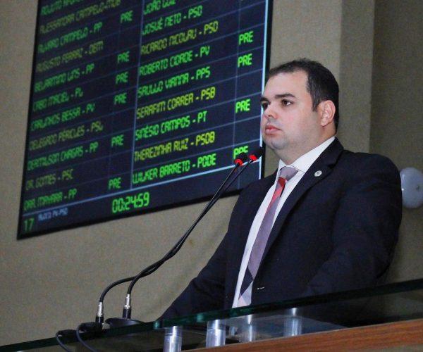 Roberto Cidade destinou  cerca de 1,5 milhão para a educação no interior