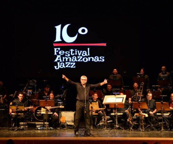 Festival Amazonas Jazz terá programação acadêmica gratuita