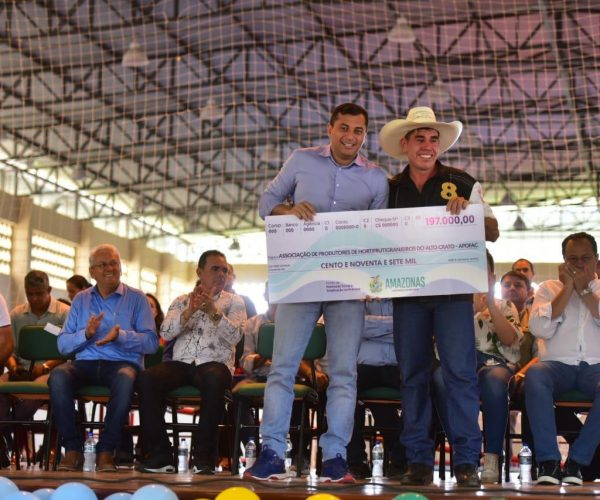 Wilson Lima anuncia investimento de R$ 5 milhões na recuperação de ramais e estradas vicinais