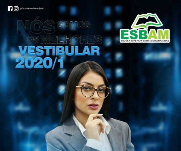 ESBAM oferece descontos de até 77% em cursos 100% presencial