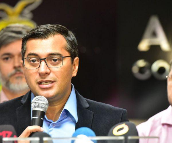Em um ano, Wilson Lima já cumpriu e deu início a 61% das promessas que fez, aponta levantamento nacional