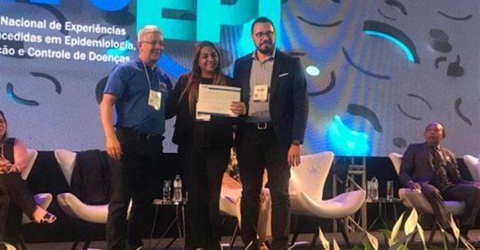 Prefeitura recebe premiação de R$120 mil na 16ª Expoepi
